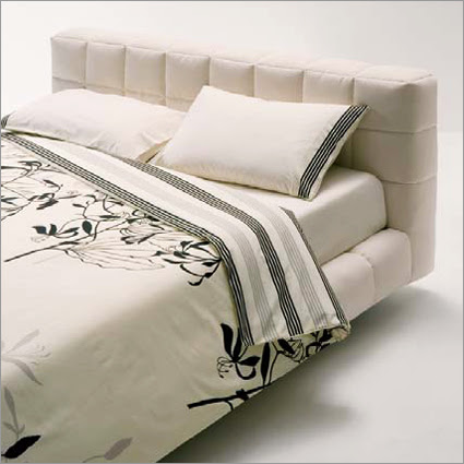 Attractive Bed Linen from Bontempi Casa King and Calligaris