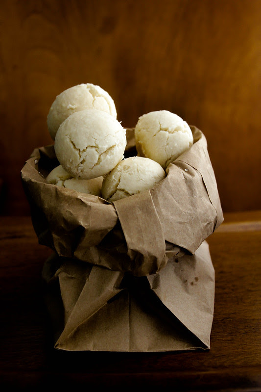Biscuits au beurre faux