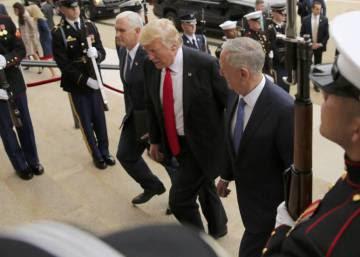 Trump veta la entrada de refugiados e inmigrantes de varios países musulmanes