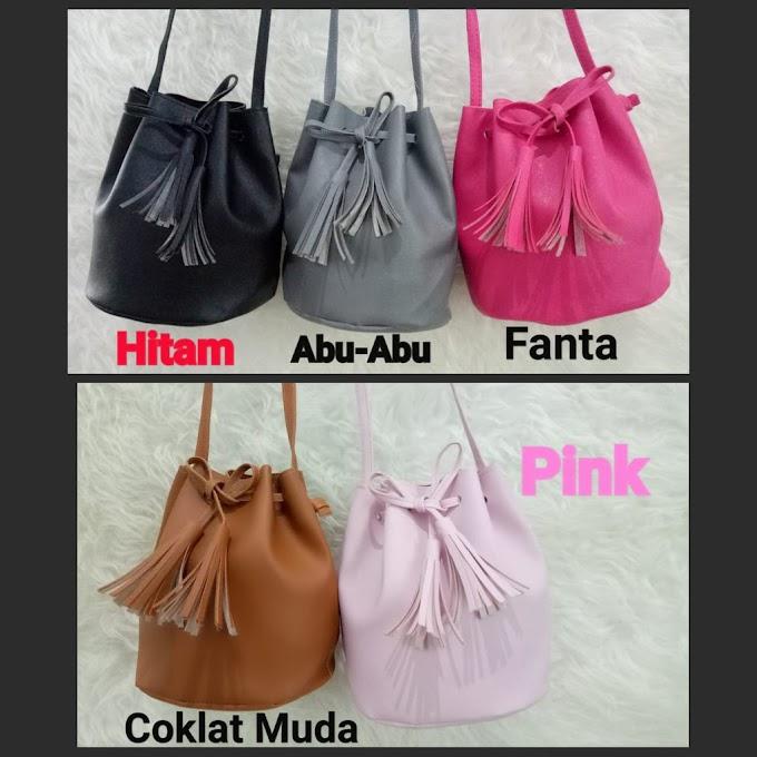 Tas Sling Bag Serut Wanita  WA 0899 2906 888 Ready COD Makassar Bayar di Tempat Google aja Toko Tamz Shopee Tokopedia Instagram Facebook Youtube