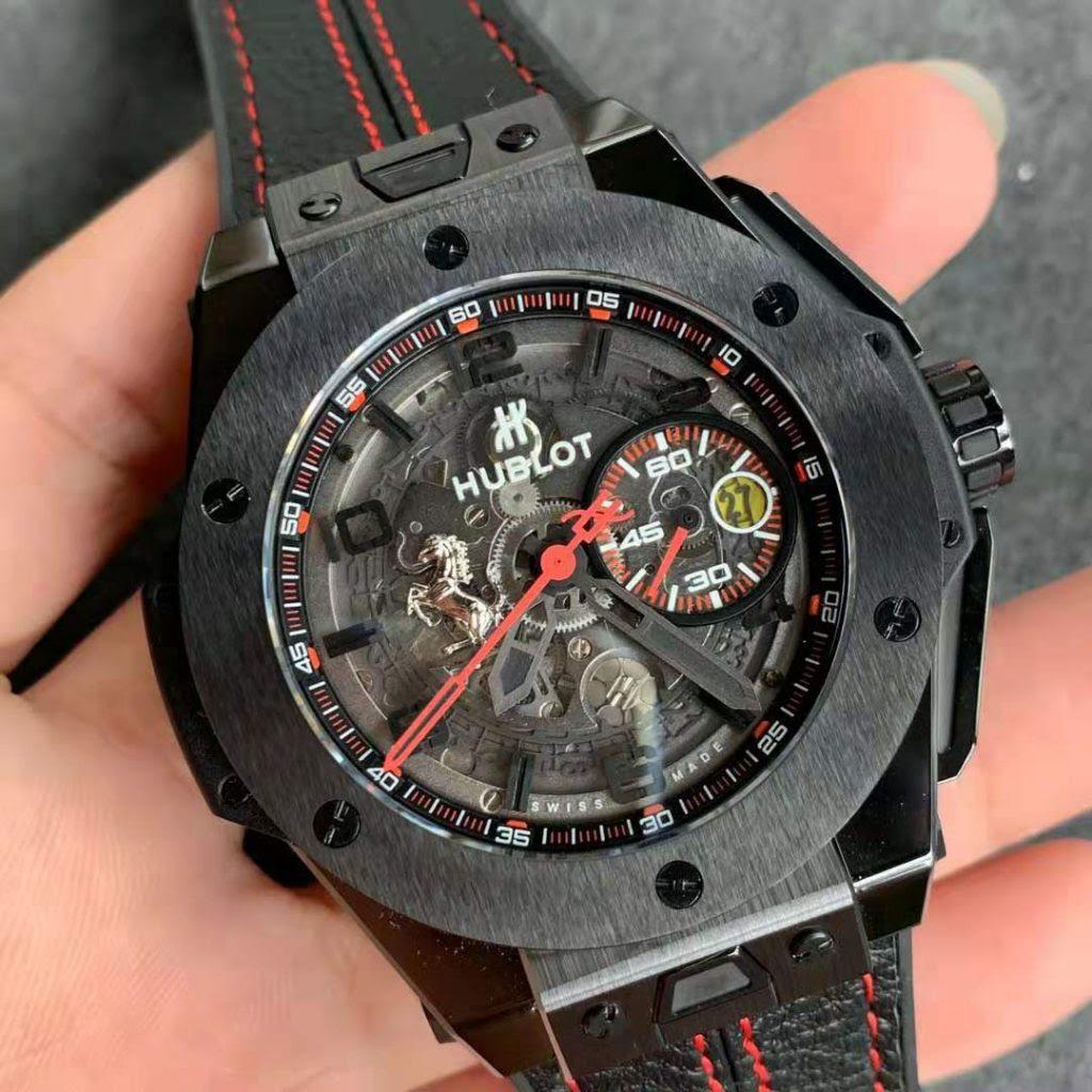 Replica Hublot Unico Ferrari