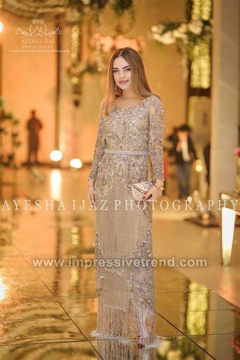 Latest Wedding Party Wear Dresses Trends 2018 2019 Designs