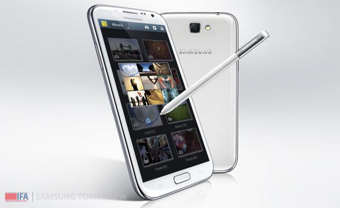 Confira os Detalhes do Samsung Galaxy Note 2