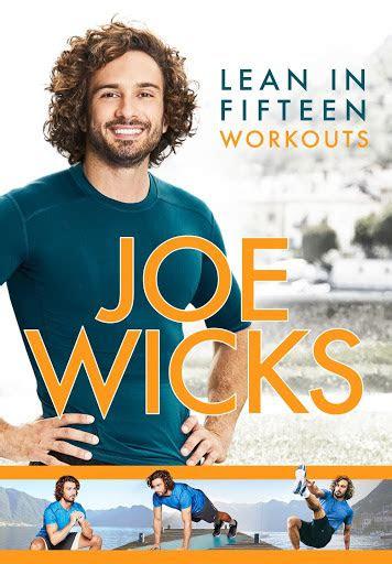 joe wicks lean   workouts movies  google play