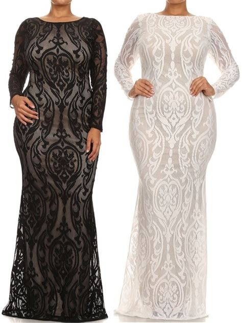 size black white crochet cut  lace hourglass