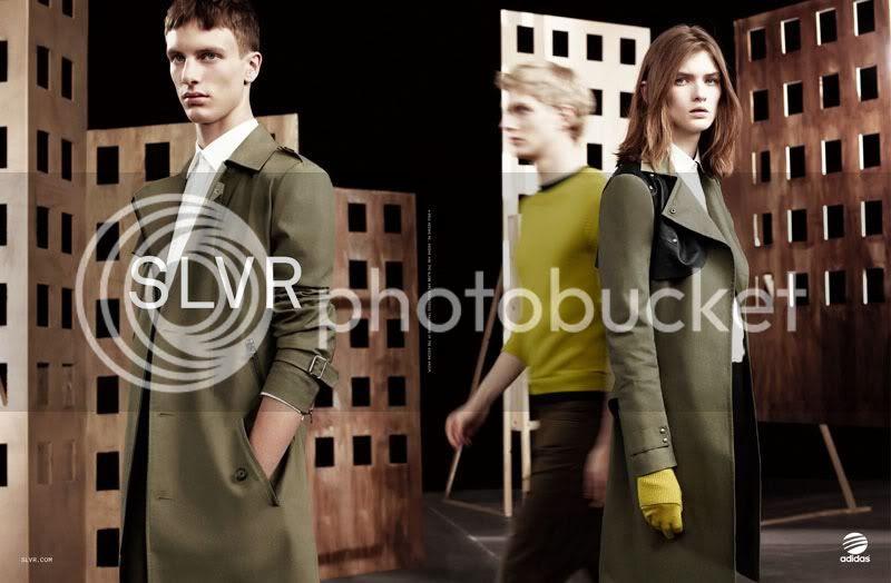 Willy Vanderperre for Adidas SLVR