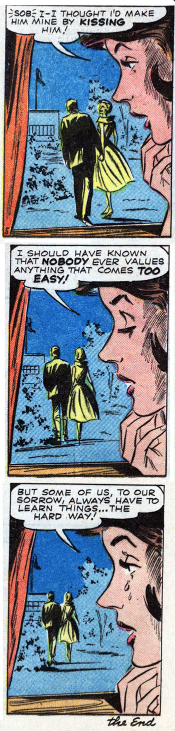 Teen-Age Romance #86