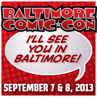 I'll See You In Baltimore 2013