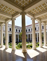 Getty Villa Inner Peristyle