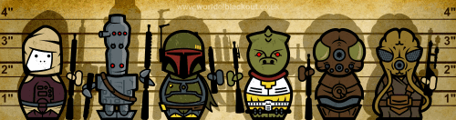 Star Wars Bounty Hunters: The Usual Suspects