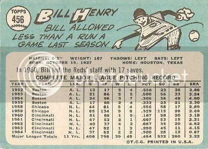 #456 Bill Henry (back)