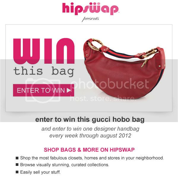 win a gucci hobo bag from hipswap winthisbag the attic girl