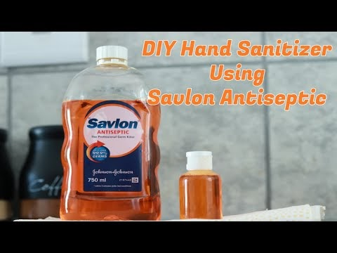 Savlon Hand Sanitizer Gel