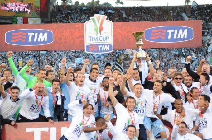 Welcome to Naija Gist: Lazio beat AS Roma to Italian Cup