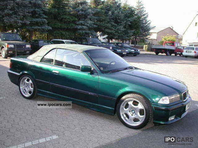 1994 BMW e36 320i – Star Cars Agency