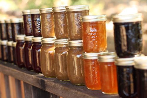 2010 fruit preserves