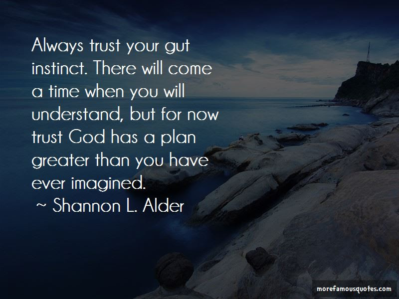 God Plan For You Quotes Top 42 Quotes About God Plan For You From