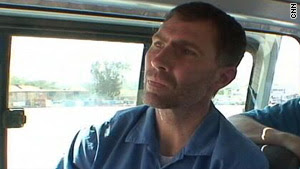 Gary Garner is a doctor from Utah who has spent the week volunteering in Haiti.