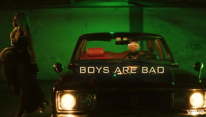 "Kizz Daniel – ""Boys Are Bad Video"""