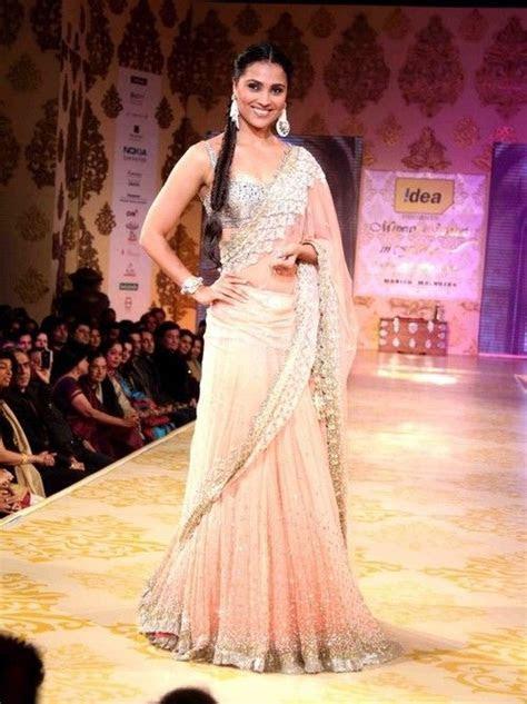 Indian bridal Lehenga, wedding reception dress   W E D
