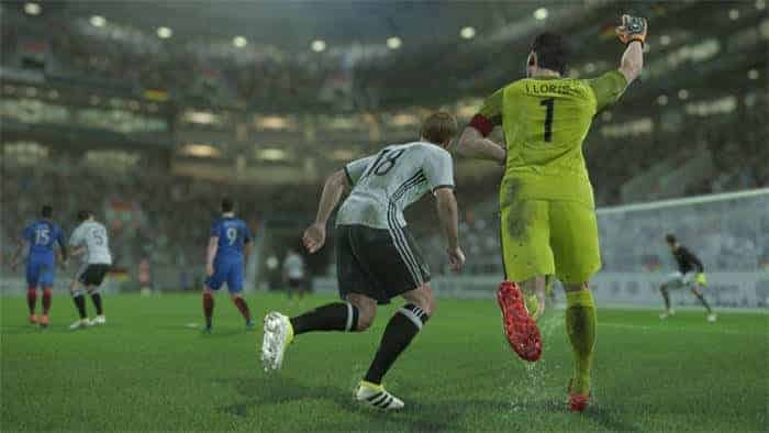 Jelang E3 2016, Konami Beri Bocoran Fitur untuk PES 2017 oleh - gamepes.xyz