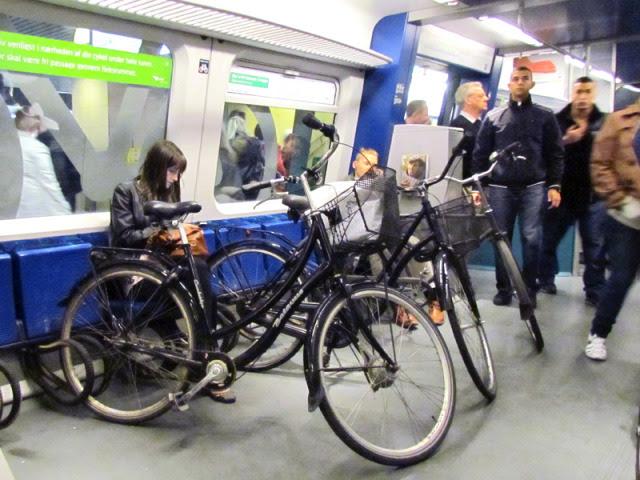 bicicletas copenhague ciclistas