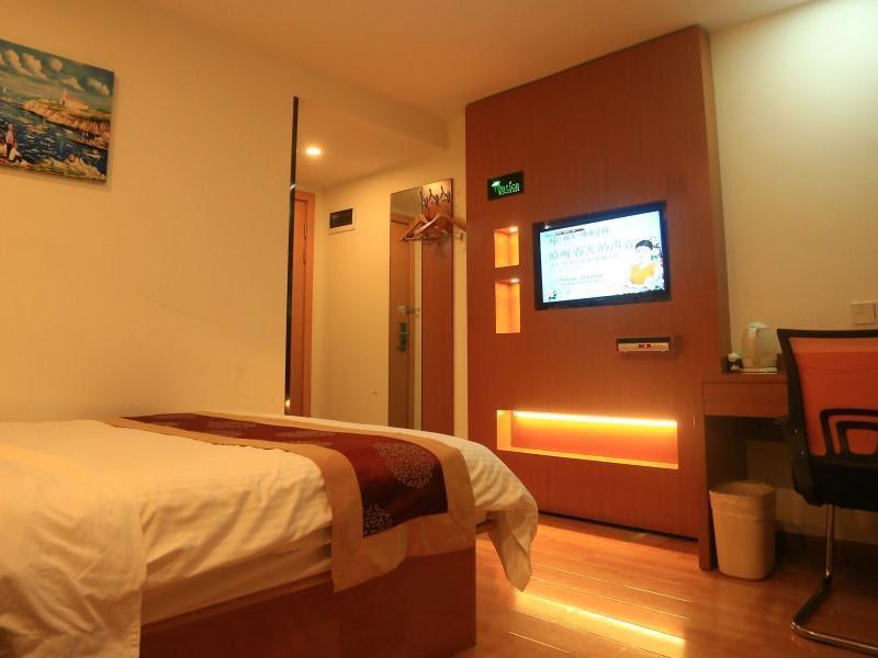 Vatica Anhui Liuan Shucheng County Taoxi Road Hotel Reviews