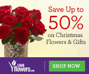Celebrate Easter with a smile & save 15% on flowers & gifts at 1800flowers.com. Use Promo Code ESTR15 at checkout. (Offer Ends 04/20/2014)