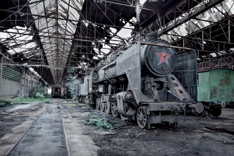 http://www.atlasobscura.com/articles/soviet-ghosts-photographs-from-a-shredded-iron-curtain