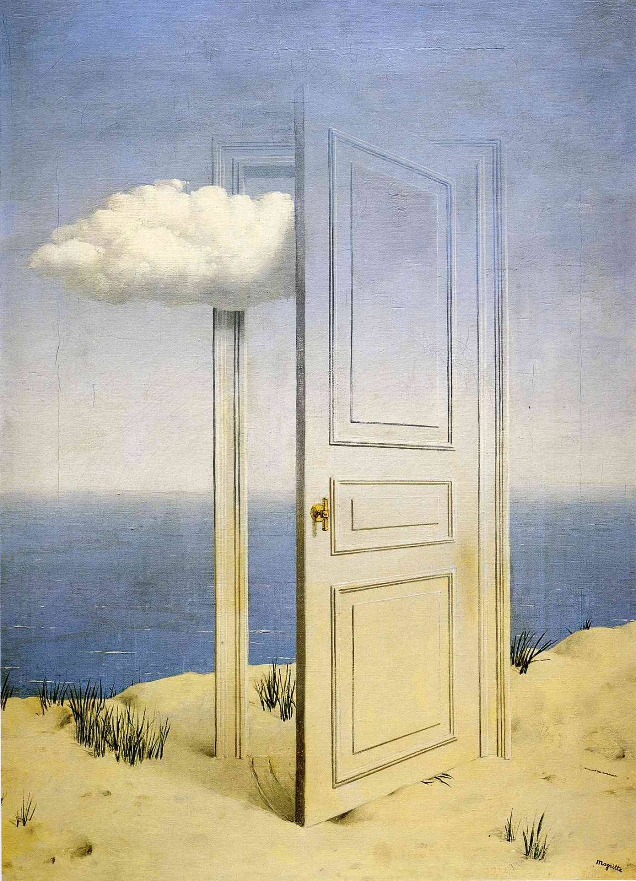 The victory, 1939 Rene Magritte