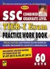 SSC Combined Graduate Level Tier-I Exam: Practice Work Book (60 Sets)