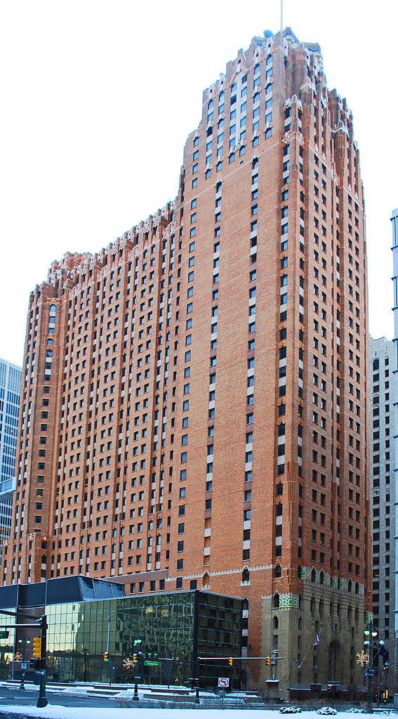 Detroit's Most Amazing Architecture