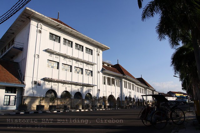 BAT building, Cirebon
