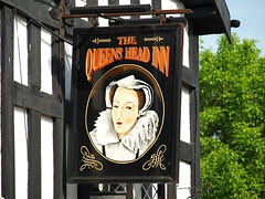 Flickr: At The Sign Of The Queens Head