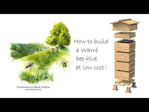 Ideas Woodworking: Bee hive super construction