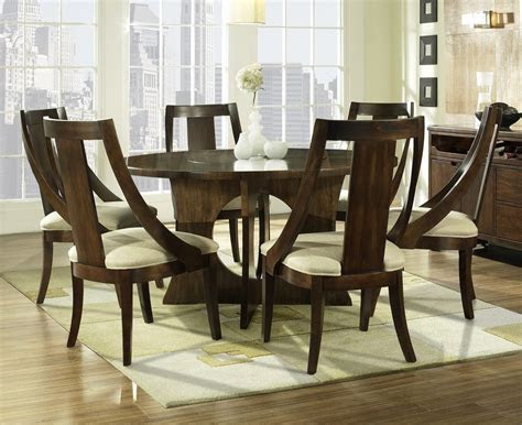 cherry wood dining table set dining room ideas