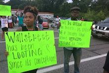 Roseland Aldermanic Candidate on Visit to Ferguson: Protestors 'Fed Up'