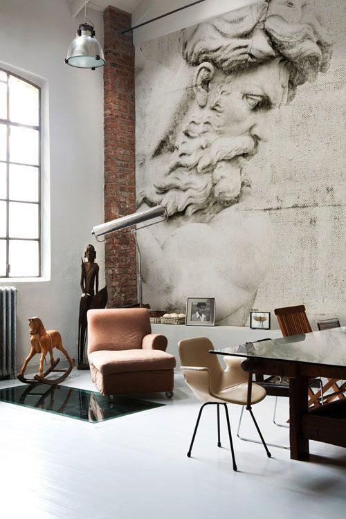 Life! de Wall&Decò, diseño de Christian Benini