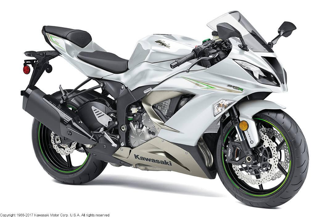 2019 Kawasaki Ninja Zx 6r