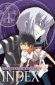 Couverture A certain magical Index, tome 04 Editions  2012