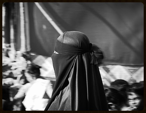 The Hijab .. A Muslim Womans Second Skin by firoze shakir photographerno1