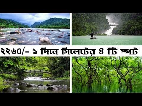১ দিনে রাতারগুল , বিছানাকান্দি , পান্থুমাই  এবং লক্ষণ ছড়া ভ্রমণ গাইড । Ratargul । Bichanakandi । Panthumai । Sylhet Travel Guide