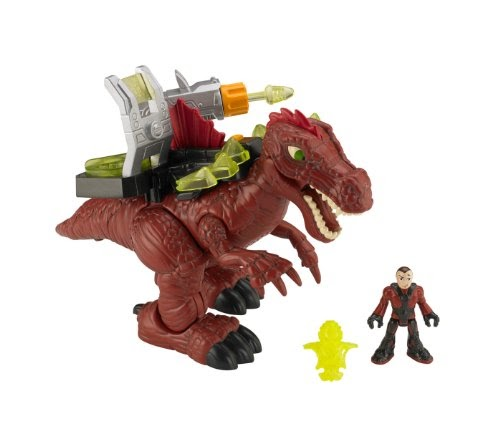 New Fisher Price Imaginext Dinosaurs