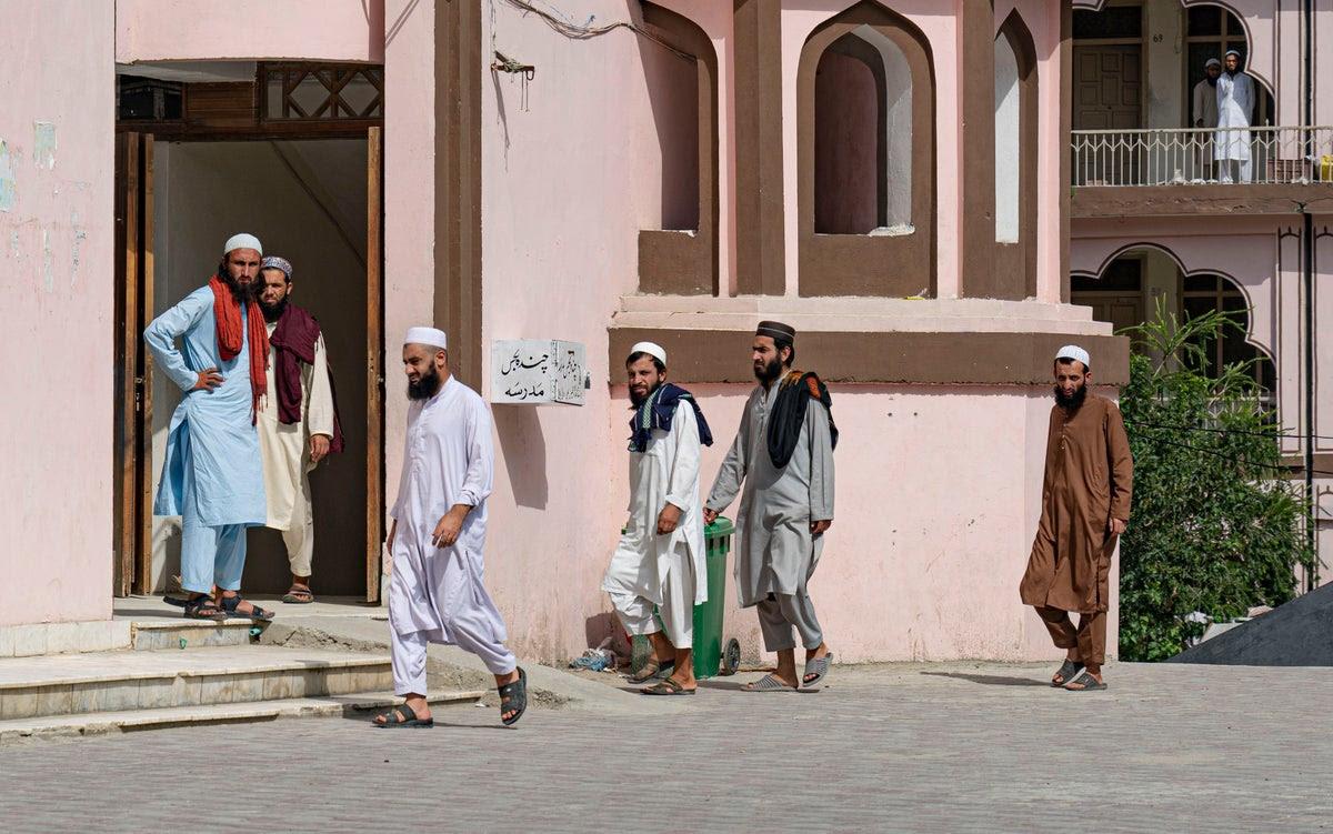 Inside the Pakistan madrasa notorious for its jihadi links