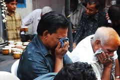 Salam un pah jinhe sharm khaye jaati hae Khule saroun pah aseeri ki qaak aati hae by firoze shakir photographerno1