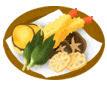 Teppanyaki food