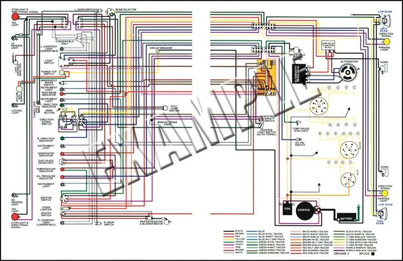 59 Chevy Truck Fuse Block Diagram