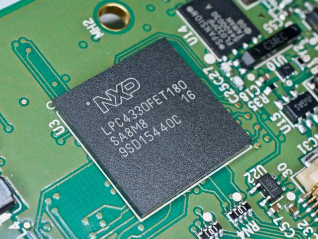 The Dual Core NXP Microcontroller
