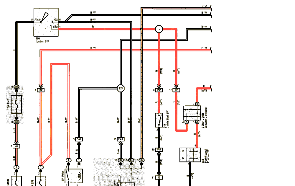 Wiring Diagram Ac Great Corolla
