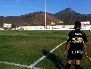 Uruburetama Perilão Campeonato Cearense (Foto: Diego Morais/Globoesporte.com)